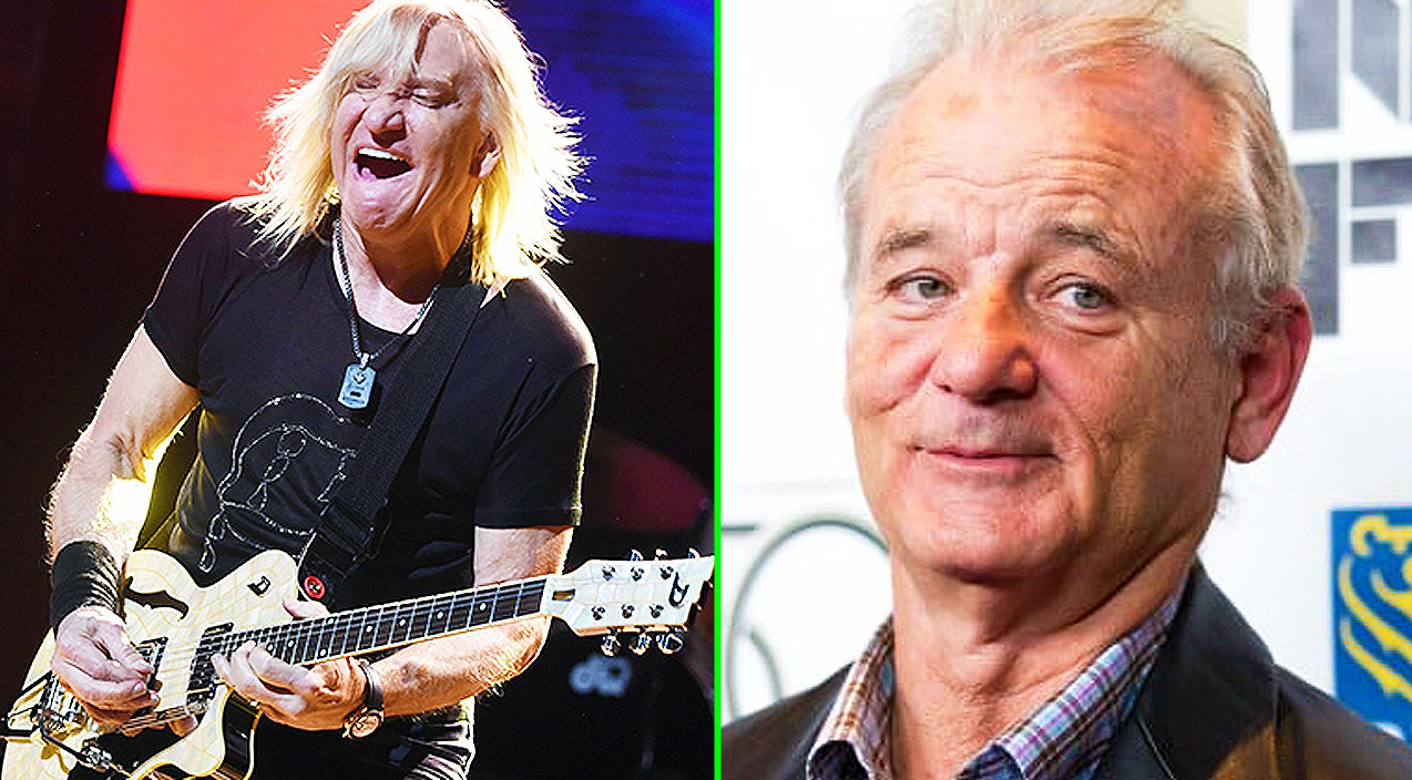 Joe Walsh Bill Murray And Other Rock Legends Come
