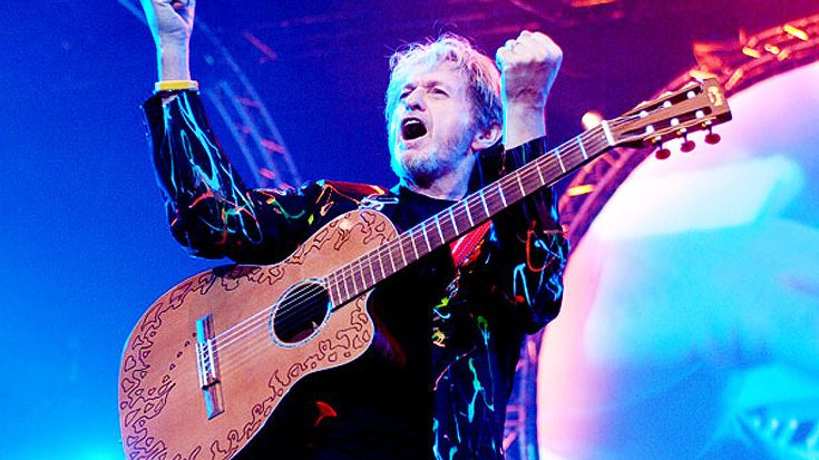 Exciting News For Yes Fans! Jon Anderson Has Announced That…. | Society Of Rock Videos