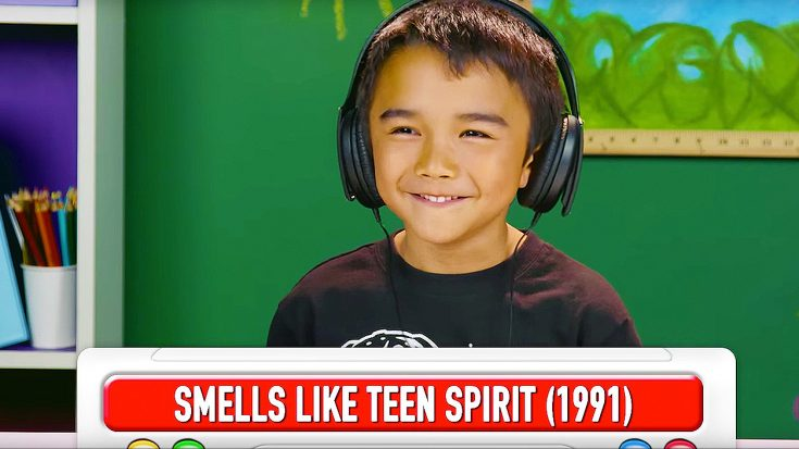 Kids Listen To Nirvana For The First Time, And Their Reactions Are Hilariously Priceless! | Society Of Rock Videos