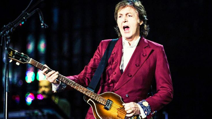 Paul McCartney's Rare, First Recording of 'Distractions' Surfaces And We Couldn't Be More Excited! | Society Of Rock Videos