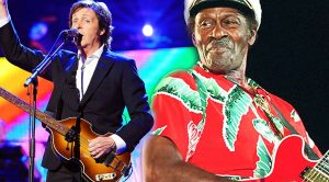 Paul McCartney Pens Heartfelt Statement Regarding Chuck Berry's Death, And Things Get Emotional….