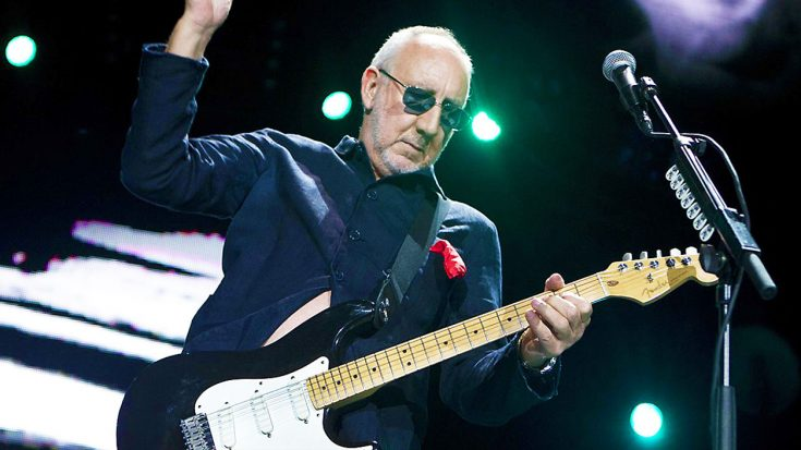 Pete Townshend Generously Vows To Write A Brand New Song For A Charitable Cause | Society Of Rock Videos