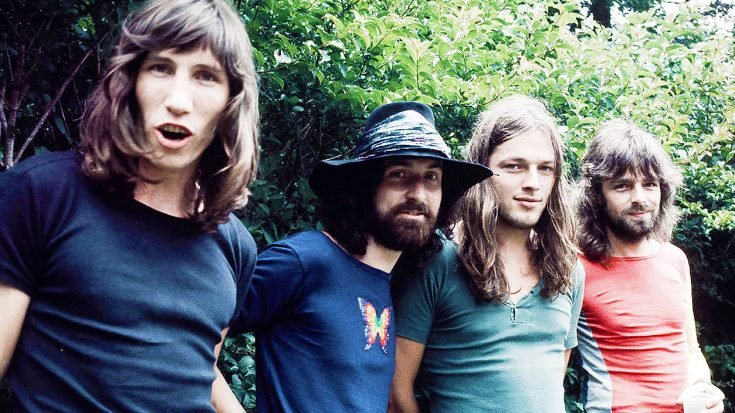 Pink Floyd's New Music Video For 'Wot's…Uh The Deal' Reveals Rare Photos Of Band's Early Days | Society Of Rock Videos
