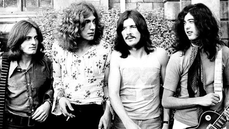 RIP Led Zeppelin…. | Society Of Rock Videos