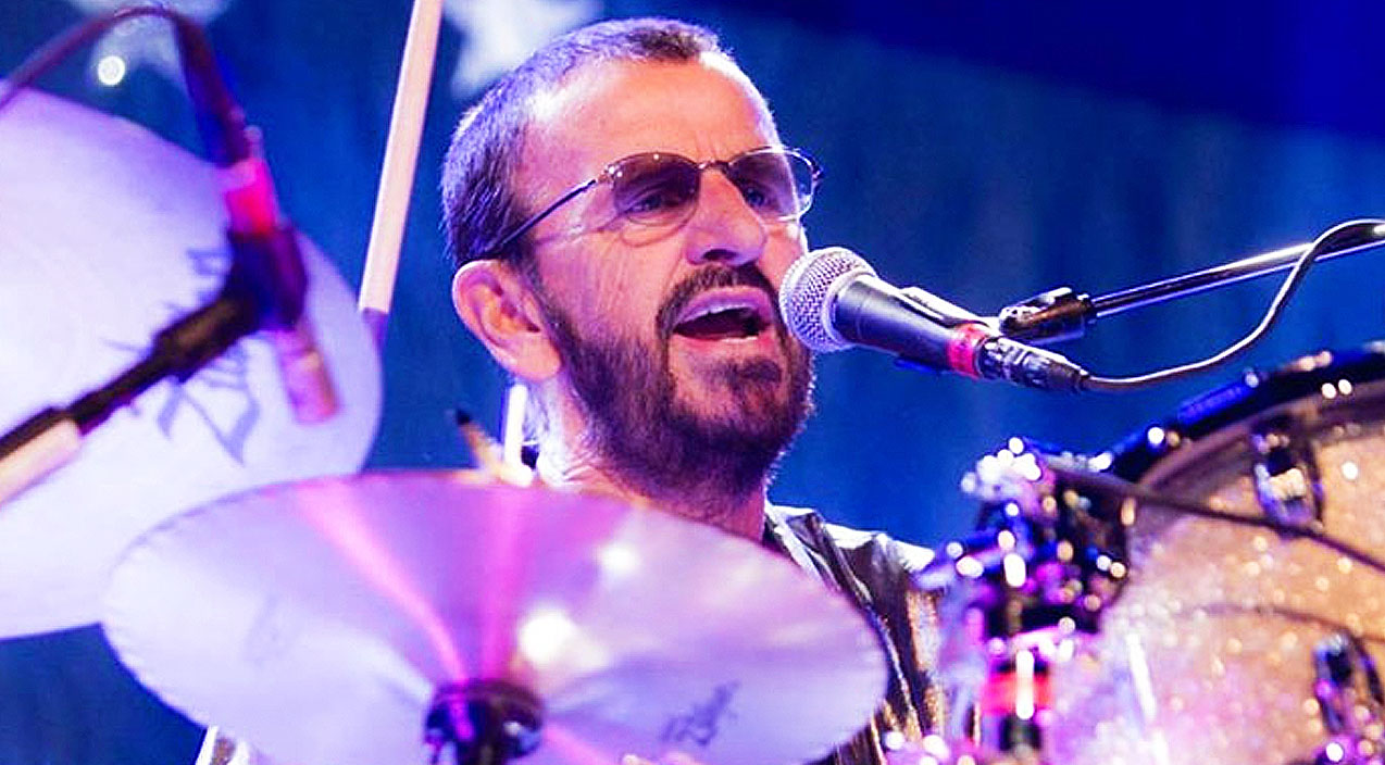 Ringo Starr Plots Epic 2017 Fall Tour—See If He's Coming ...