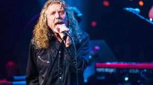 Robert Plant Takes The Stage, And Puts An Old School Blues Twist On This Led Zeppelin Classic