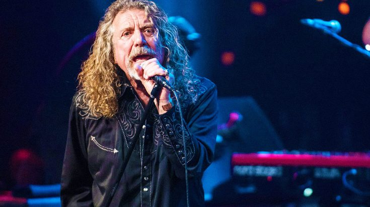 Robert Plant Takes The Stage, And Puts An Old School Blues Twist On This Led Zeppelin Classic | Society Of Rock Videos
