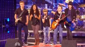 America's Got Talent Judges Are Left In Awe By These Young Kids Rocking Out To 'Paranoid!'