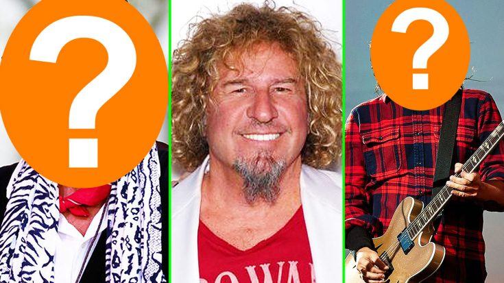 Sammy Hagar And James Hetfield Are Throwing A Concert For Charity, And The Lineup Is Ridiculous!