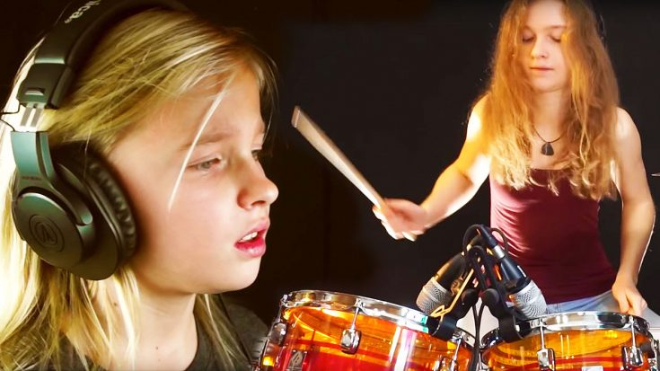 "Sina Teams Up With Jadyn Rylee For Breathtaking Duet Of Metallica's ""Nothing Else Matters""! 