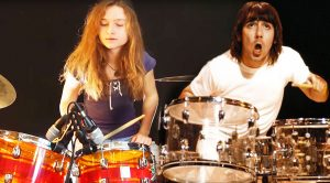 Sina Pays Epic Tribute To Keith Moon With Magnificent Cover Of 'Pinball Wizard'—She Nailed It!