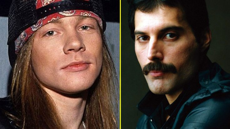 If Given The Chance, Axl Rose Would Thank Freddie Mercury For Teaching Him This | Society Of Rock Videos