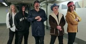 U2 Went Busking In NYC Subway – And No One Recognized Them!
