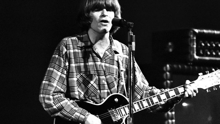 John Fogerty's 'Bad Moon Rising' Vocal Track Surfaces, And It's An Absolute Masterpiece | Society Of Rock Videos