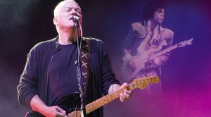 David Gilmour Lets His Guitar Do The Talking In Our All Time Favorite Tribute To Prince