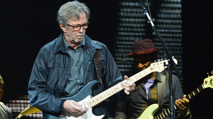 "Even 46 Years Later, Eric Clapton Plays ""Sunshine Of Your Love"" Like Only He Can! 
