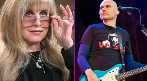 The Smashing Pumpkins Once Covered 'Landslide,' And Stevie Nicks' Reaction Was Not What They Expected