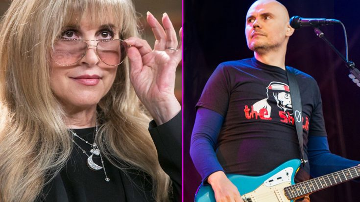 The Smashing Pumpkins Once Covered 'Landslide,' And Stevie Nicks' Reaction Was Not What They Expected | Society Of Rock Videos