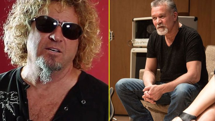 Sammy Hagar Would Gladly Rejoin Van Halen – But Only Under One Condition | Society Of Rock Videos