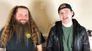 What Happens When Two Metal-Heads Write A Pop Song Together? The Result Is Quite Stunning!