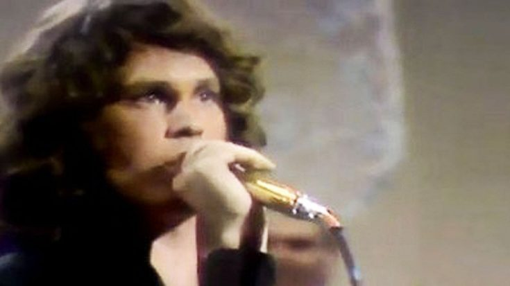 """Jim Morrison's Isolated Vocal Track For """"Touch Me"""" Will Send Chills"""