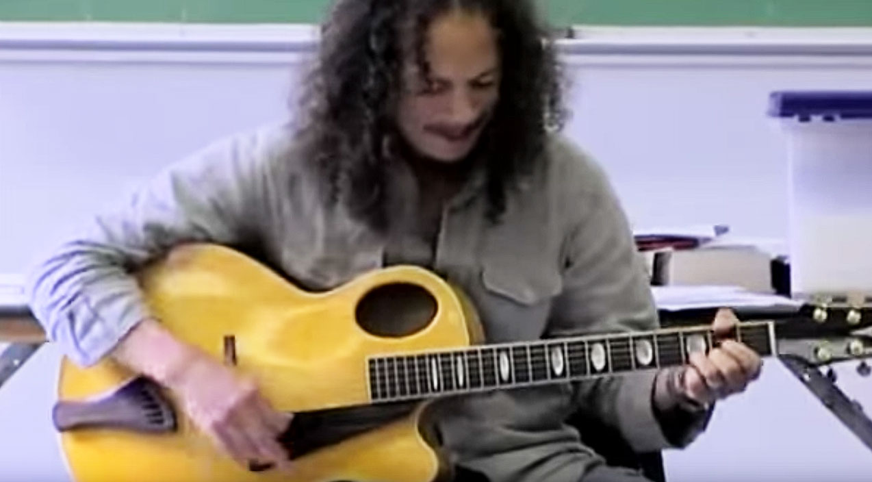 Go To Traffic School >> When Kirk Hammett Had To Go To Traffic School He Showed Up And Did