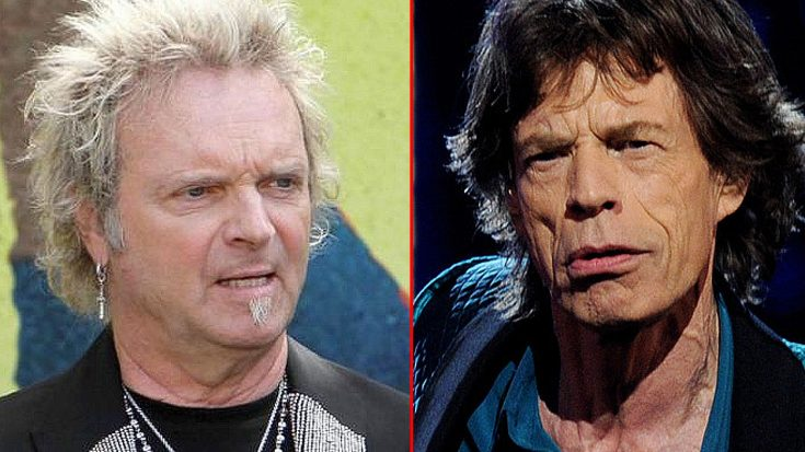 Aerosmith's Joey Kramer Takes A Shot At The Rolling Stones – And This Time, It's Personal   Society Of Rock Videos