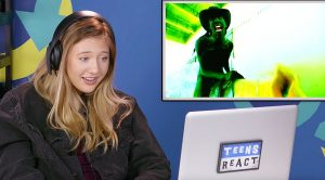 Video Showing Teens Watching Marilyn Manson For The First Time Is Suddenly The Best Thing Ever