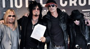 Great News For Mötley Crüe Fans – I Can't Wait!