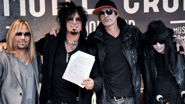 Great News For Mötley Crüe Fans – I Can't Wait! | Society Of Rock Videos