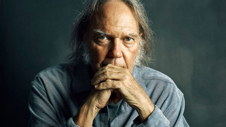 After 45 Years, Neil Young Finally Confirms This Urban Legend About Himself | Society Of Rock Videos