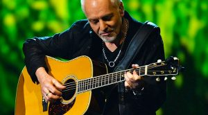 "Peter Frampton Saves A Life And The Experience Inspires His Brand New Song, ""I Saved A Bird Today"""