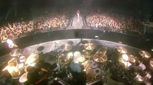 "Queen Prove That Three Drummers Playing ""We Will Rock You"" Is Three Times As Awesome!"