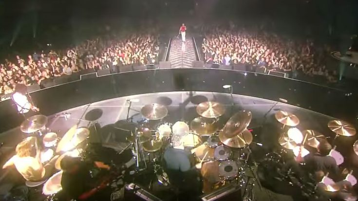 "Queen Once Used Three Drummers To Play ""We Will Rock You"" And It Was Damn Amazing! 