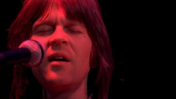 """We Can't Get Enough Of Randy Meisner's Spine Tingling """"Take It To The Limit"""" Performance At Capital Centre 