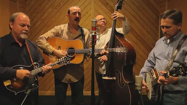 "Country Band Spins Elton John's ""Rocket Man"" Into A Bluegrass Song 