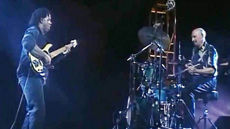 Journey Drummer Challenges Bassist To A Duel, Only He Wasn't Aware Of What He Got Himself Into! | Society Of Rock Videos