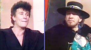 Rare Stevie Ray Vaughan Interview Surfaces Showing An Interviewer Who Just Couldn't Keep It Together