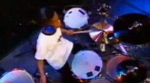 12-Year-Old Kid Gets Behind A Drum Set And Proceeds To Shock The Entire Audience!