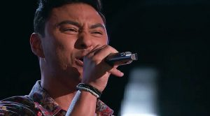 "This 'Voice' Contestant's ""Pride And Joy"" Cover Was So Good, Judges Actually Battled To Snag Him First"