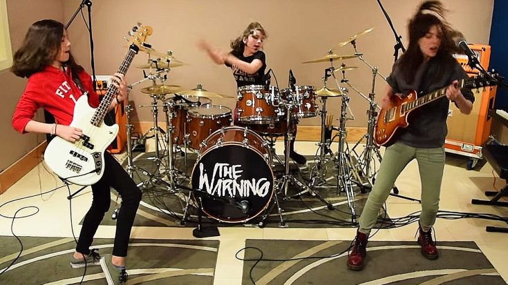 Three Little Girls Pay Tribute To Metallica, And It Will Restore Your Faith In Humanity   Society Of Rock Videos