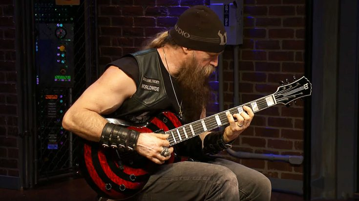 Zakk Wylde Tones It Down For Allman Brothers Style Smooth Jam That Is Unlike Anything He's Done Before! | Society Of Rock Videos