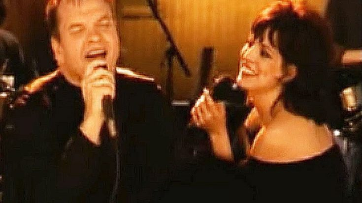 """Love Is In The Air As Meat Loaf And Patti Russo Smolder With """"I'd Do Anything For Love"""" 