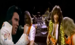 "Who Knew Elvis Presley's ""Burning Love"" And Van Halen's ""Jump"" Would Sound So Good Together?"