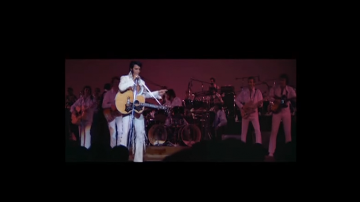 "Elvis Presley Covering ""Voodoo Child"" Is The Sweetest Sound You'll Hear Today 