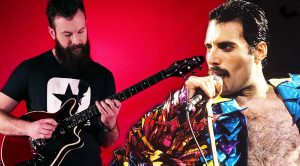 "Man Performs ""Bohemian Rhapsody"" Solely On Guitar, And It Will Restore Your Faith In Music!"