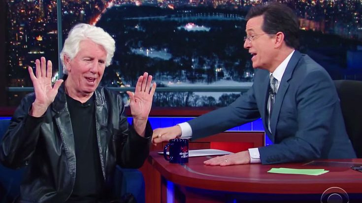 Graham Nash Recalls When He First Met The Beatles, And Reveals Untold Secrets About Their Past! | Society Of Rock Videos