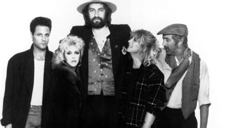 30 Years Ago: Fleetwood Mac's Classic Lineup Release Their Last Studio Album, 'Tango In The Night' | Society Of Rock Videos