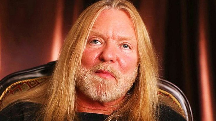 Gregg Allman Gives Fans An Update On His Health After A Cryptic Rumor Surfaced…. | Society Of Rock Videos