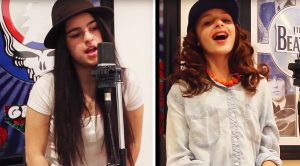 Three Young Friends Team Up And Cover The Beatles 'Here Comes The Sun,' And The Result Is Breathtaking!
